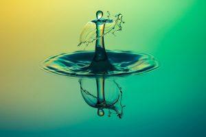 Je omstandigheden als spiegel - Druppel
